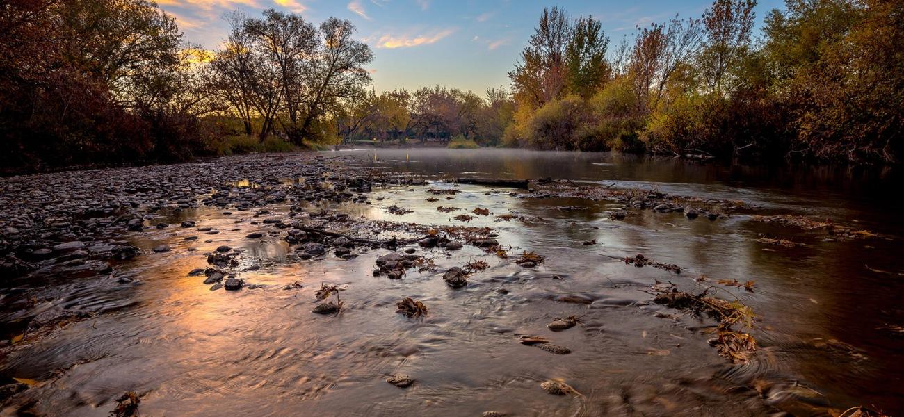 Boise River- Photo Courtesy of Boiseriver.org
